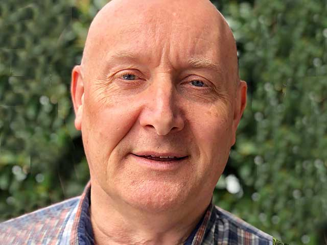 Marc Innes - School Principal