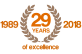 29 years of excellence